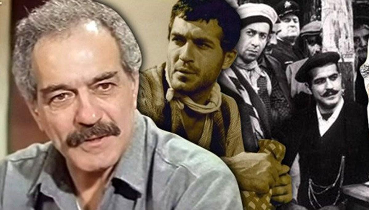 Türk sinemasının çok yüzlü oyuncusu Fikret Hakan anılıyor