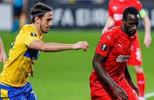SON DAKİKA:Sivasspor Avrupa'ya veda etti