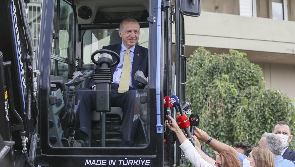 SON DAKİKA HABERİ: Cumhurbaşkanı Erdoğan TÜBİTAK Mükemmelliyet Merkezi'nin açılış törenine katıldı