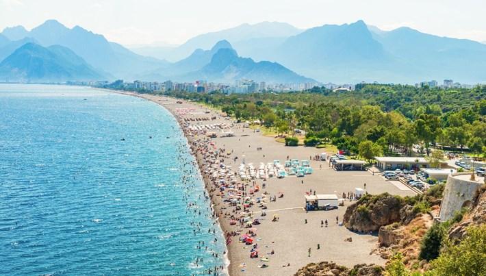 Antalya'nın 2020 hedefi, 17 milyon turist