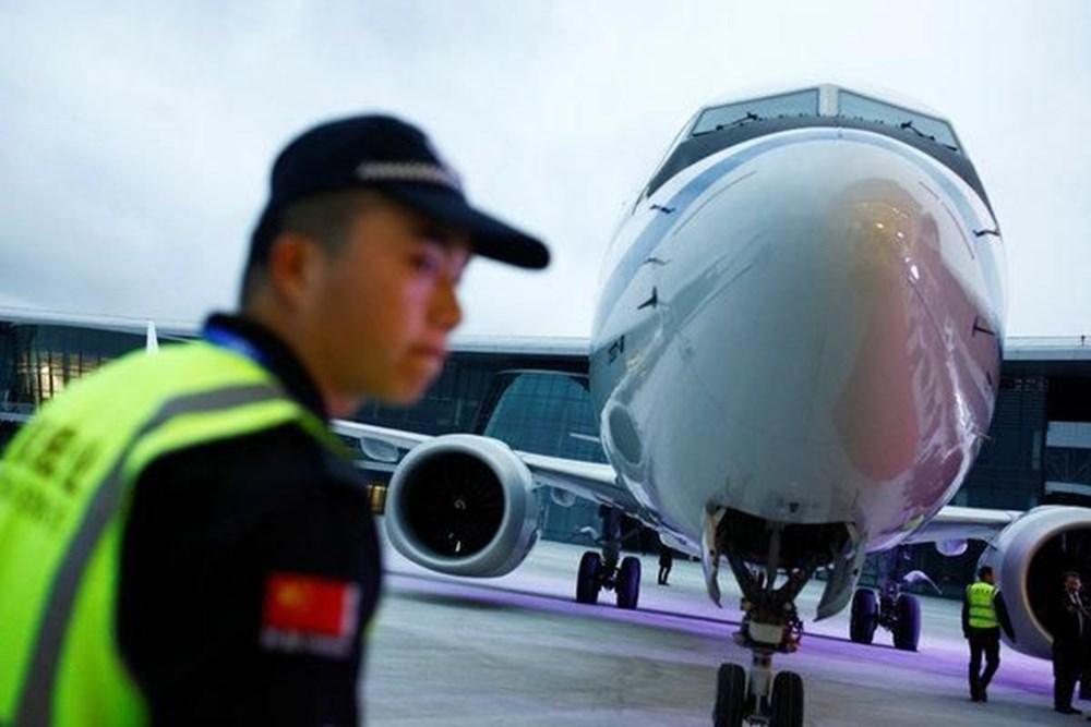 Boeing 737 MAX bir kez daha uçuşlara başladı - 7