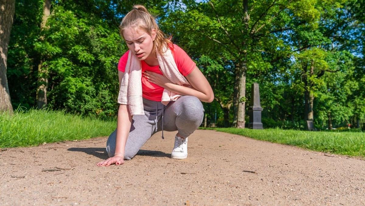 Araştırma: Yoğun egzersiz, kalp sorunlarını ikiye katlayabiliyor