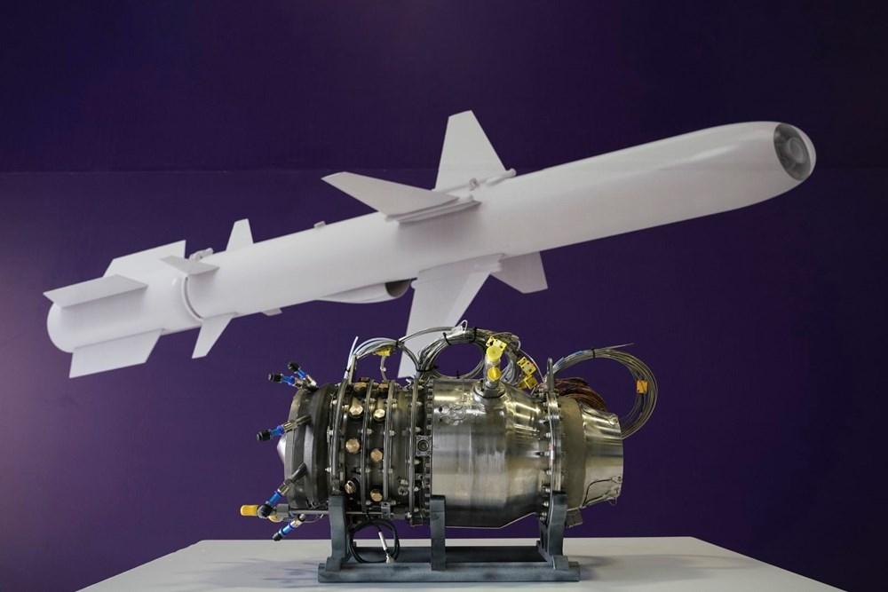 İlk yerli ve milli gemisavar füze motoru tamamlandı (Türkiye'nin yeni nesil yerli silahları) - 4