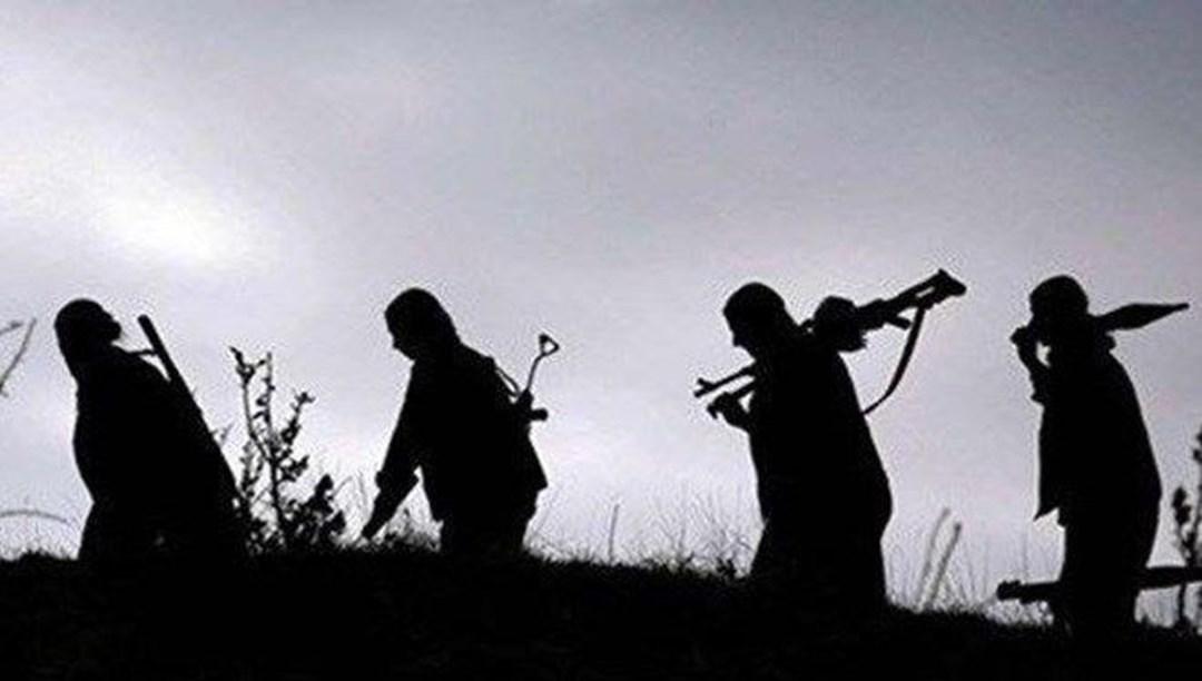 İçişleri Bakanlığı: 5 terör örgütü mensubu teslim oldu