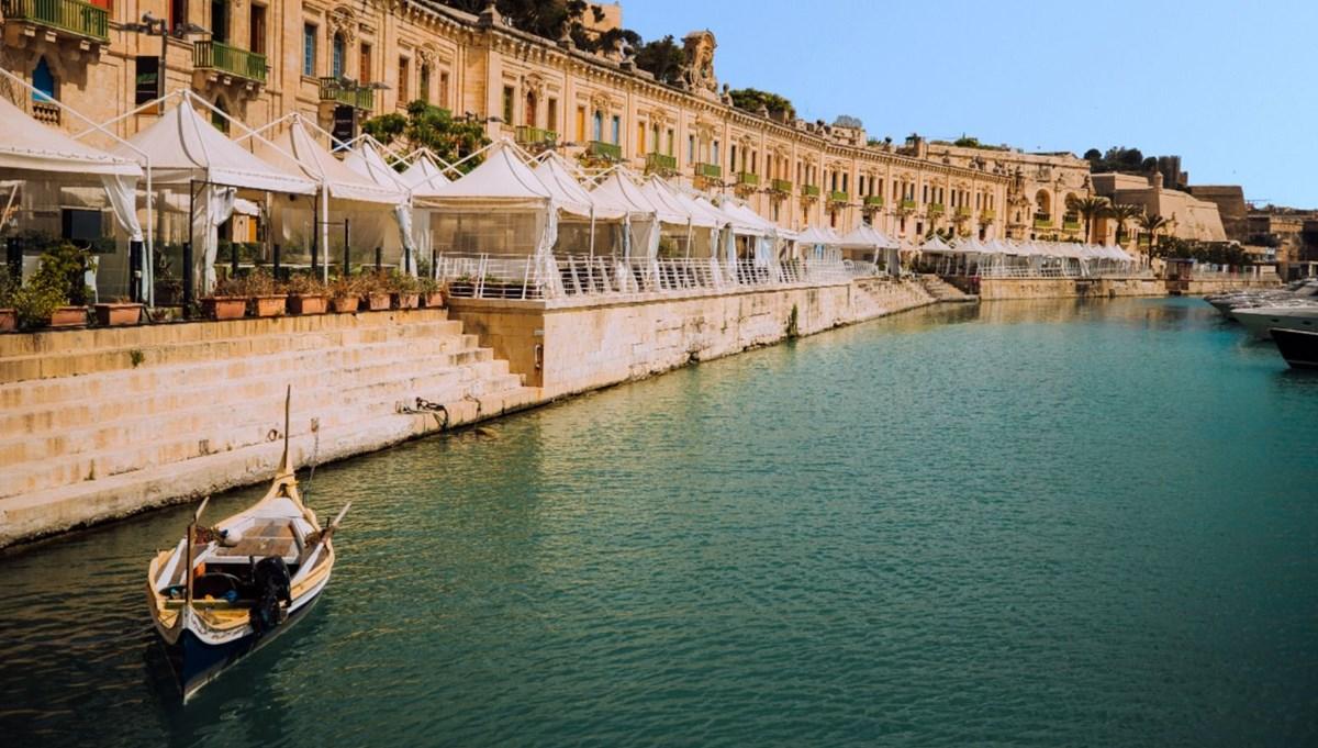 Türkiye'den Malta'ya gidecek turistler için vize işlemleri yeniden başladı