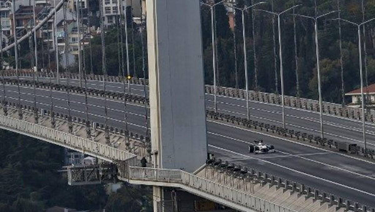 Formula 1'de şampiyonluk yarışının nabzı İstanbul'da atacak