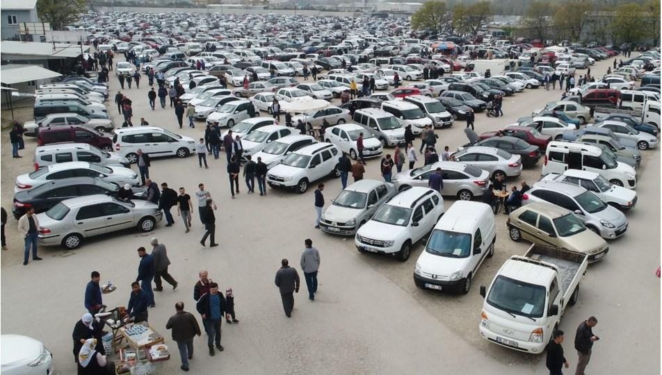 İkinci el otomobilde'kontrollü normalleşme' umudu: Satışlardaartış bekleniyor