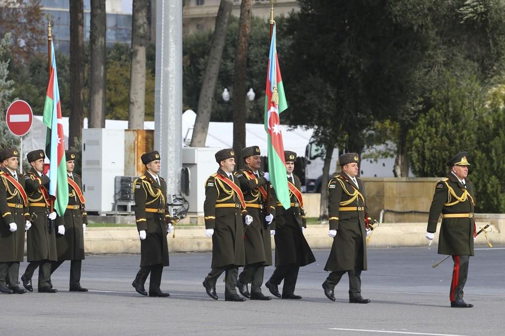 Bakü'de Karabağ zaferi kutlaması - 15