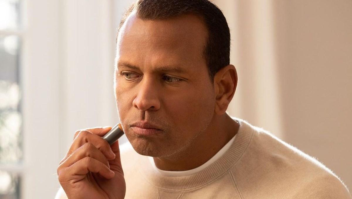 Alex Rodriguez kozmetik sektörüne girdi
