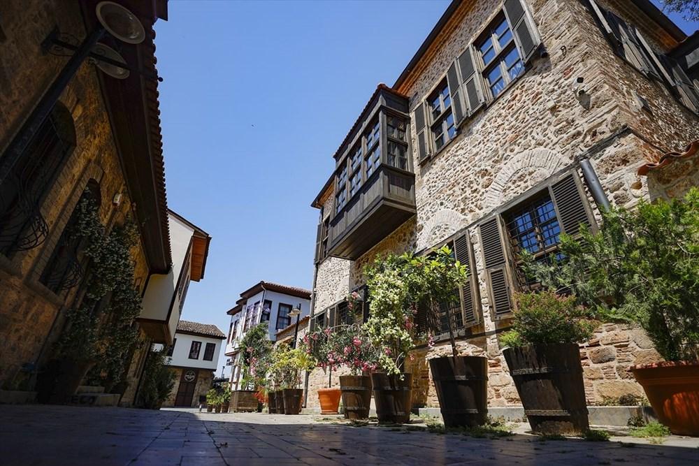 Antalya'nın geçmişe açılan kapısı 'Kaleiçi' - 7