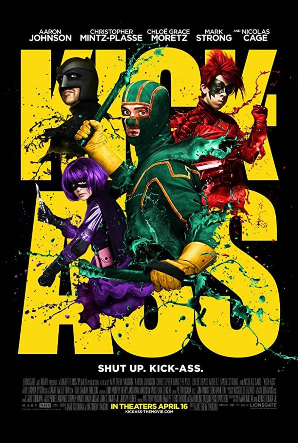 En iyi Marvel filmleri - 53