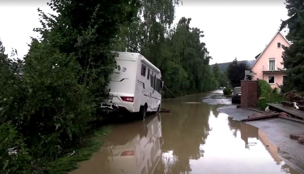 Almanya'da sel: 33 kişi hayatını kaybetti - 19