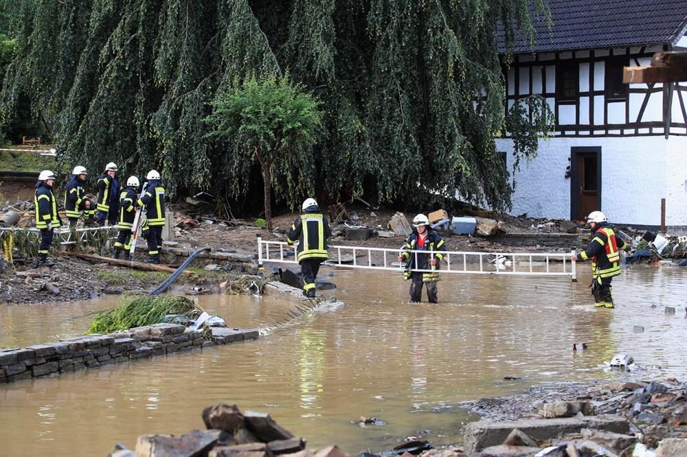 Almanya'da sel felaketi: Ölü sayısı 80'i aştı - 1
