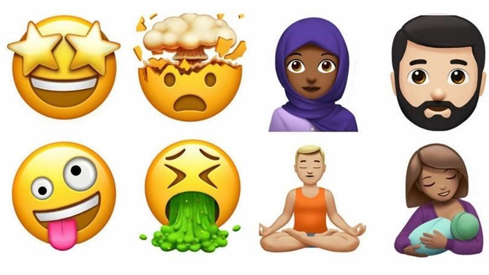 17 Temmuz 2020 Dünya Emoji Günü (Emoji'lerin gizli anlamları) - 2