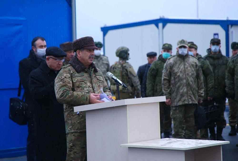 Dağlık Karabağ'da Türk-Rus Ortak Gözlem Merkezi faaliyete başladı - 2