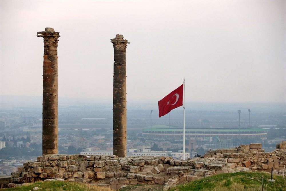 Urfa'nın tarihi kalesi gün yüzüne çıkarılıyor - 2