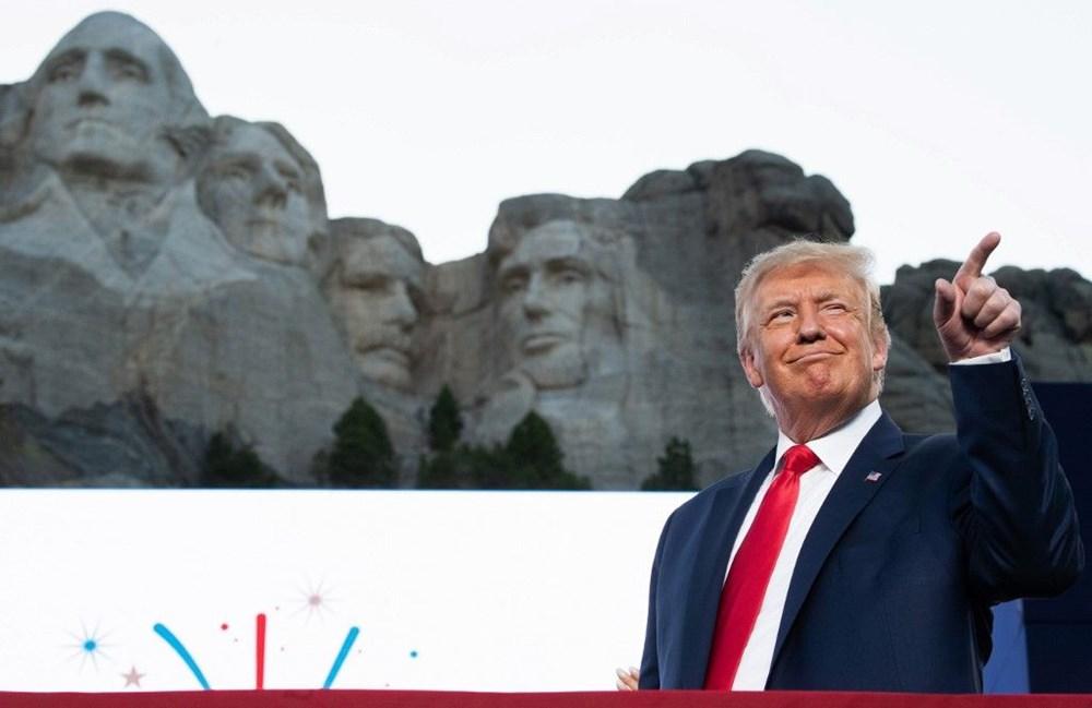 Trump'tan heykel açıklaması: Fena fikir değil - 3