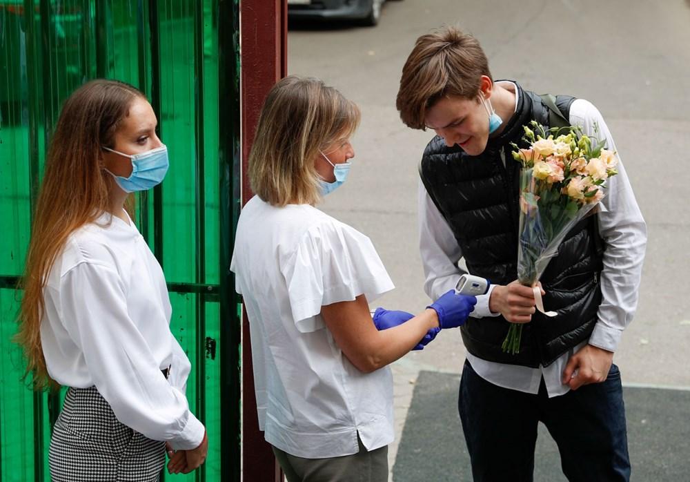 Avrupa'daki okullar corona virüs ile nasıl başa çıkıyor? - 6
