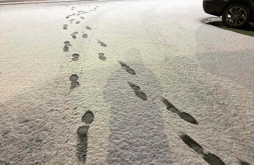 تساقطت الثلوج الأولى من الموسم في أرداهان - 4