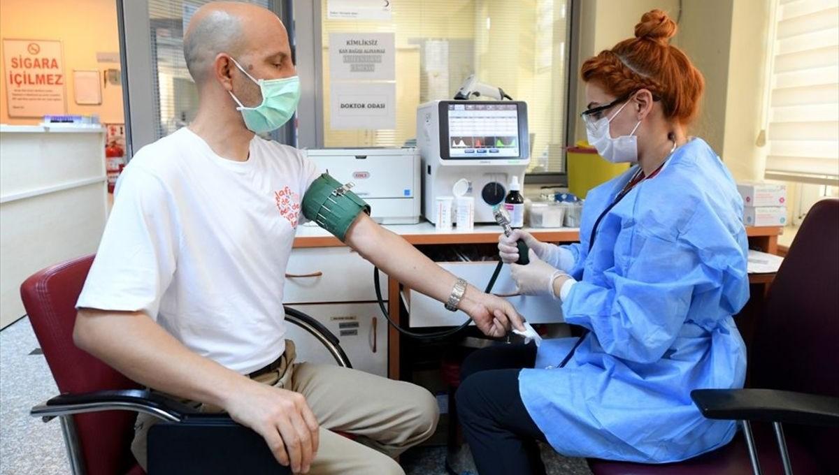 Öğretmenler kan bağışında 'Ben de varım' dedi