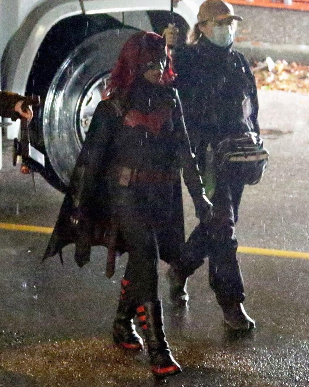 Batwoman dizi setinden ilk fotoğraflar - 2