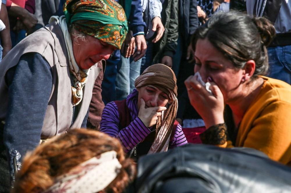 Hain saldırının küçük kurbanları: Cenazede gözyaşları sel oldu - 15