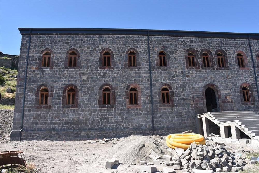 Osmanlı-Rus Savaşı'nın tanığı tarihi Beylerbeyi Sarayı eski ihtişamına kavuşuyor - 7