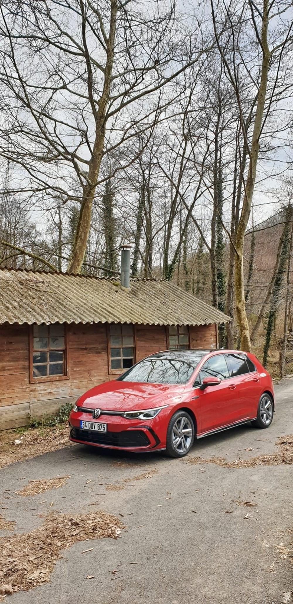 Yeni Volkswagen Golf Türkiye'de (Fiyatı belli oldu) - 8