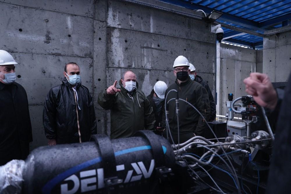 Milli Uzay Programı: Yerli roket motoru testi geçti - 2