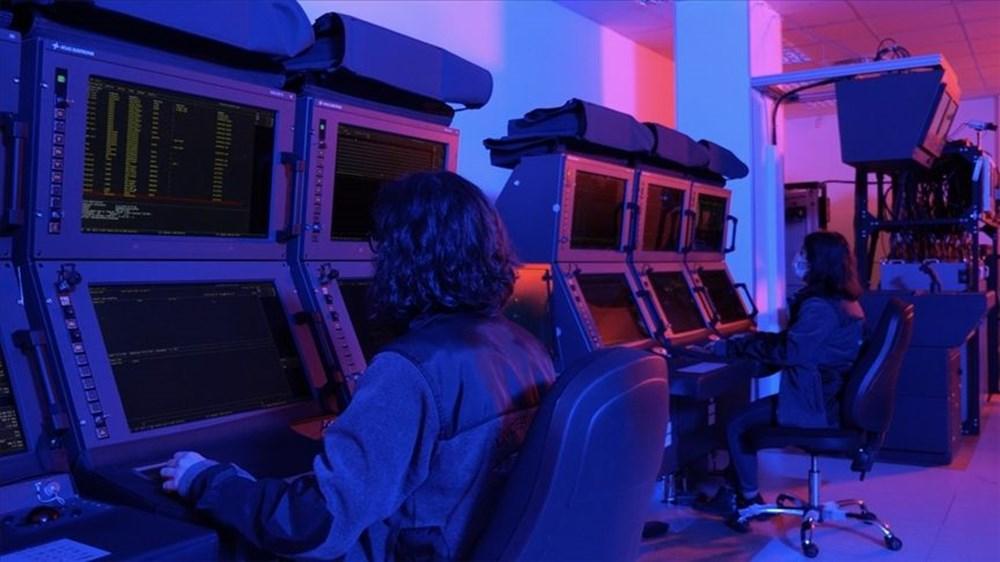 Dijital birliğin robot askeri Barkan göreve hazırlanıyor (Türkiye'nin yeni nesil yerli silahları) - 51