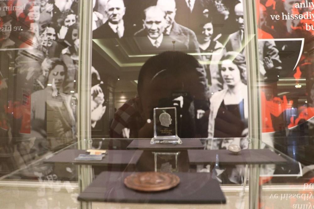 Atatürk'ün sağlık raporları 'anestezi tarihi' sergisinde - 2