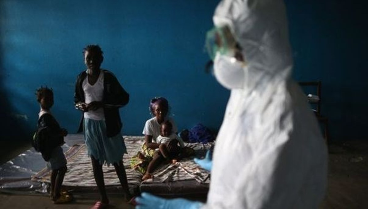 11'inci dalga Ebola salgınında 100'üncü vaka