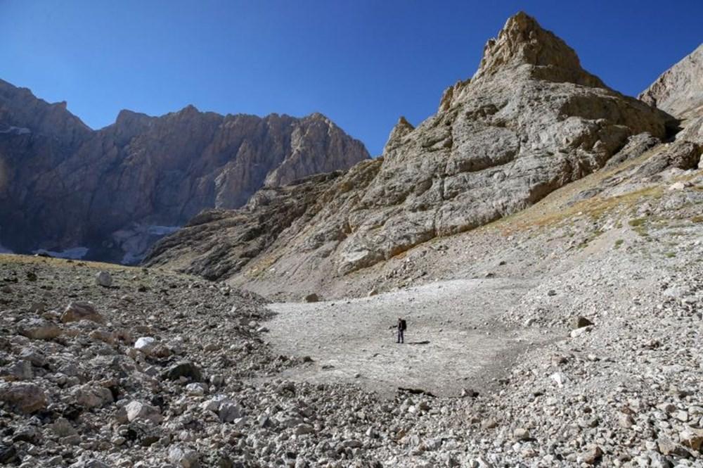 Türkiye'nin en büyük buzulu: Cilo Dağları - 6
