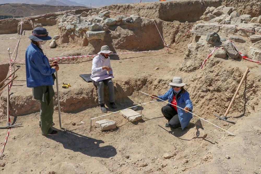 Van'da Urartular'a ait yeni veriler ortaya çıktı - 2