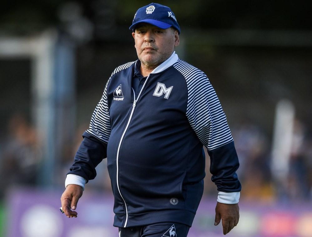 Diego Maradona'nın adını/lakabını filmde kullanamayacaklar - 2