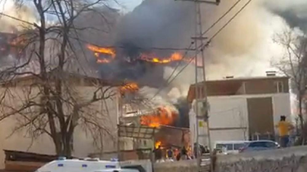 Artvin'deki yangın kontrol altında - 4