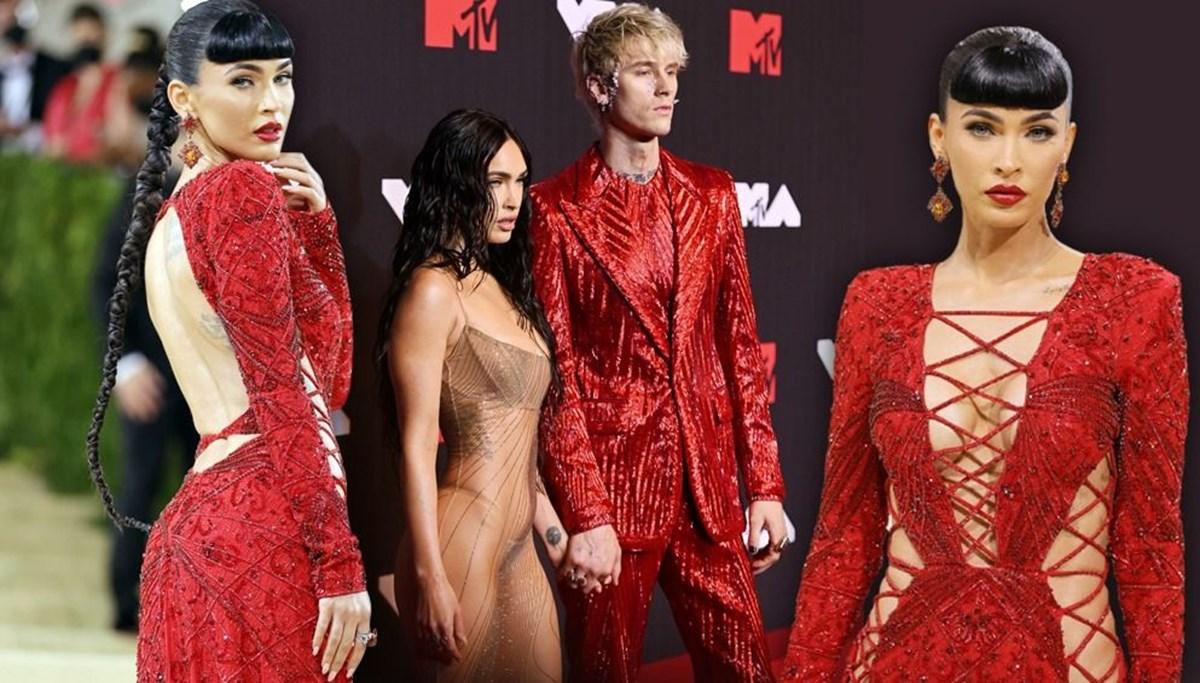 Megan Fox'tan elbise tepkisi: Hepinize meydan okuyorum