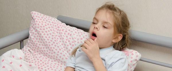 Çocuklarda gece öksürüğüne dikkat
