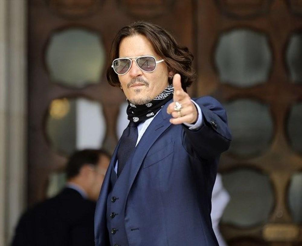 Johnny Depp bir projeyi daha kaybetti - 3