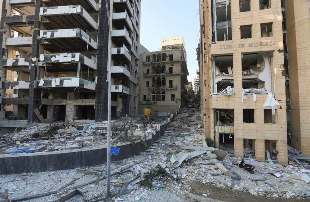 Beyrut'ta patlama: 100 kişi öldü, iki hafta OHAL ilan edildi - 15
