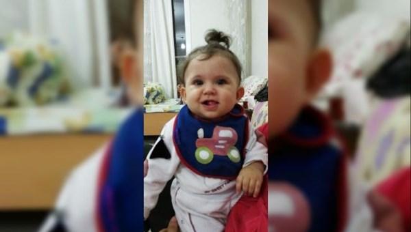 14 aylık Vefanur bebek 4 çocuğa can oldu