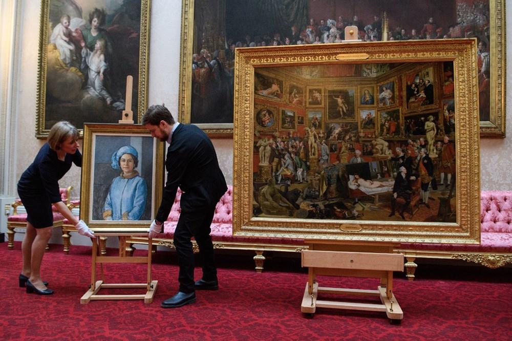 Buckingham eserleri halkla buluşuyor - 6
