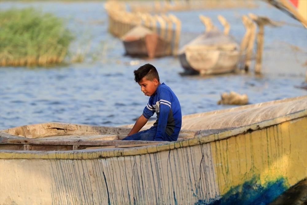 Necef Denizi: Kuraklığın ardından gelen mucize - 37
