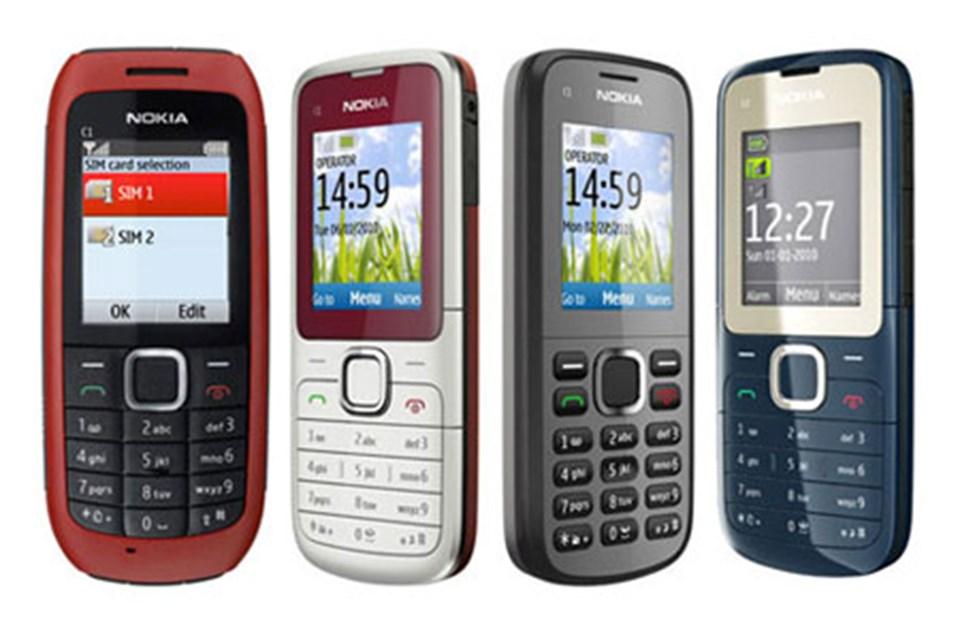 Nokia C1, C101, C102, C2