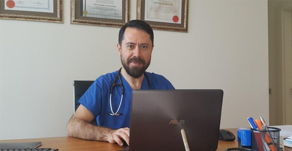 Prof. Sezgin yaşam tarzı ve beslenme alışmanlıklarının kolon kanserinde önemli rol oynadığına vurgu yaptı.