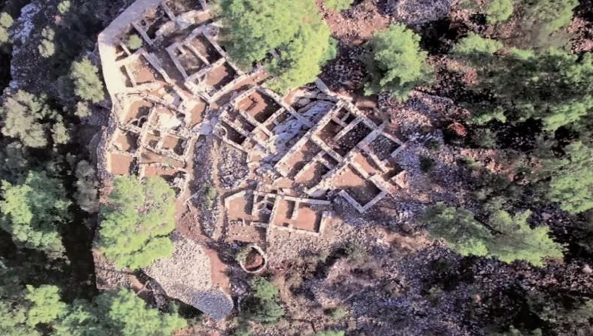 They plundered the 3,500-year-old Pedasa Ancient City