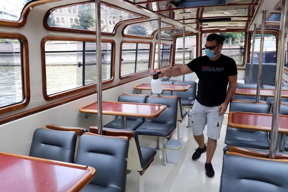 'Türkiye'nin Venedik'inde gondol ve bot seferleri yeniden başladı - 5