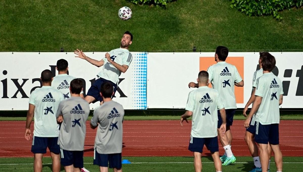 İspanya Milli Takımı'nda Sergio Busquets'in Covid-19 testi pozitif çıktı