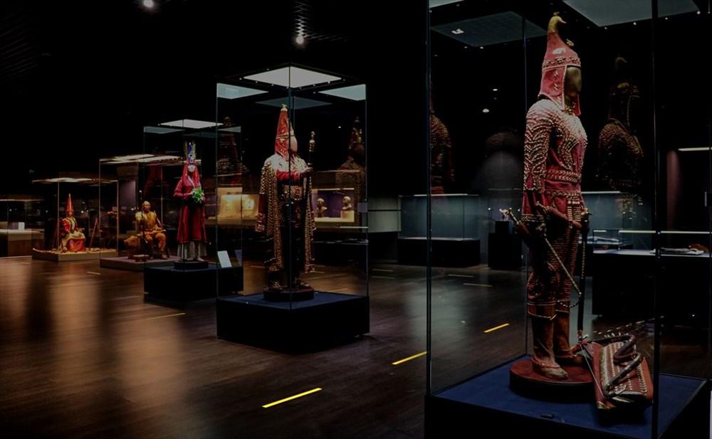 200 bine yakın tarihi eser Kazakistan Milli Müzesi'nde - 2