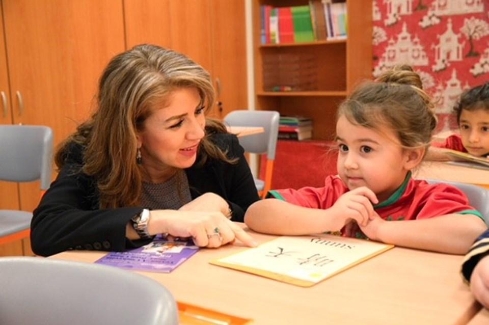 Okan Koleji Kurucu Temsilcisi Işıl Okan Gülen